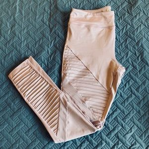 Pink forever 22 athletic leggings